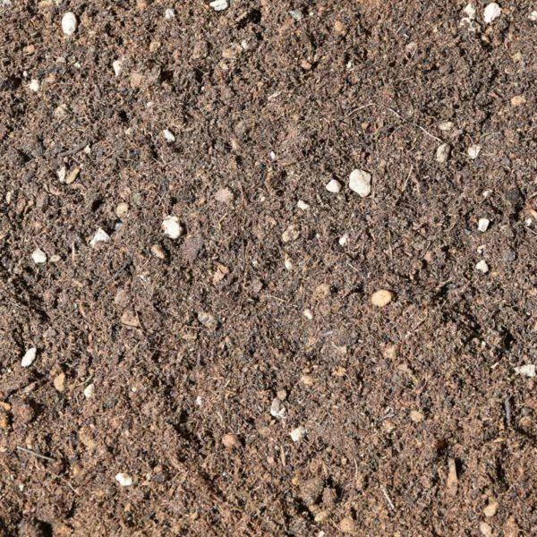 particolare del substrato